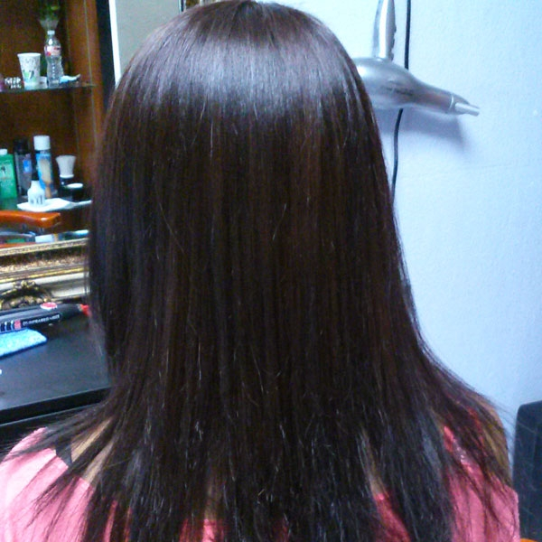 Smoothing Treatment